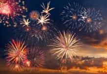 Fireworks Savannah