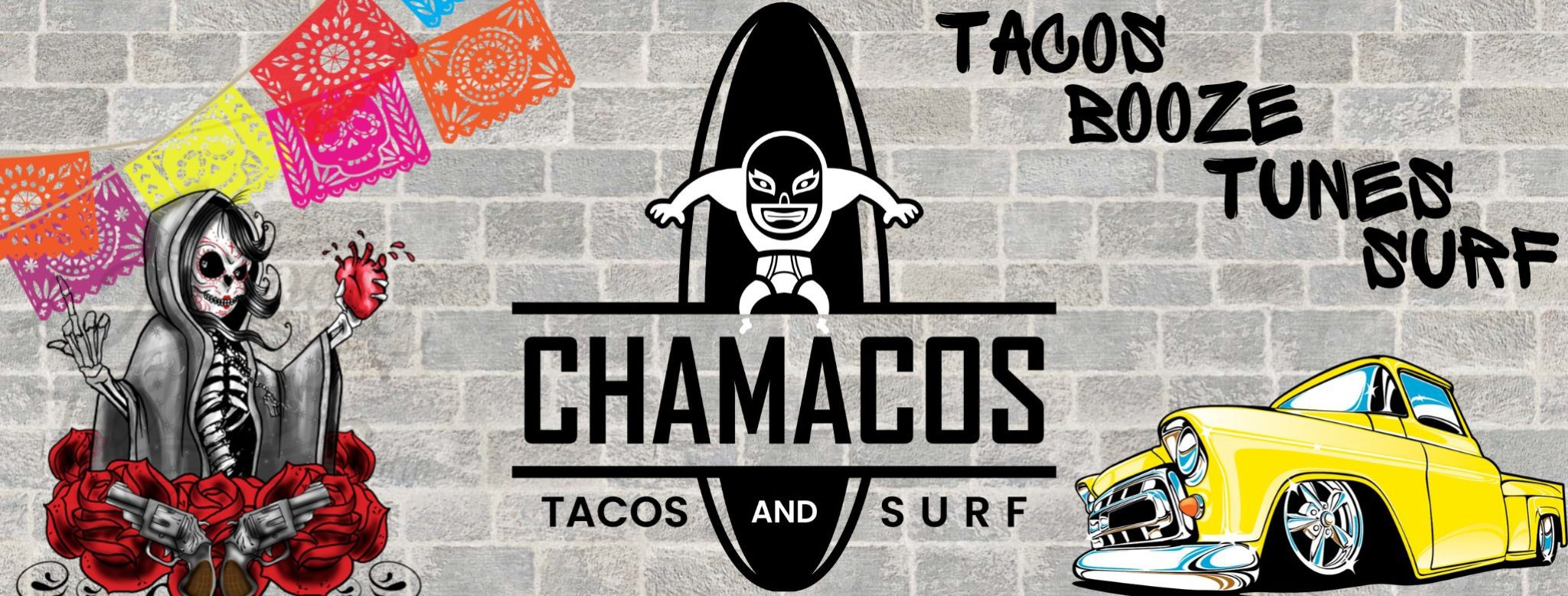 Chamacos Tacos Tybee Island