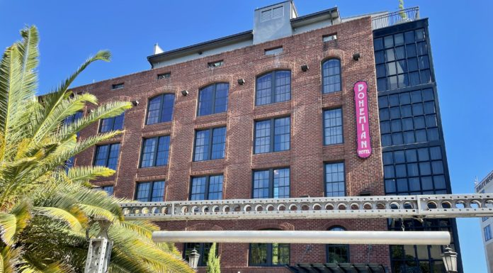 Boheiman Hotel Savannah