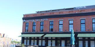 Cotton Sail Hotel Savannah