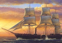 SS Savannah 200th Anniversary